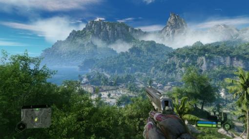 PC版『Crysis Remastered』にはハードウェア機能のすべてを無制限に使用できるグラフィックモードを搭載