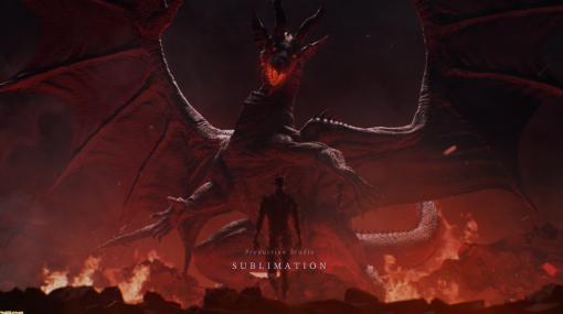 Netflixオリジナルアニメ『ドラゴンズドグマ』オープニング映像が公開。劇伴音楽はゲームと同じく作曲家・牧野忠義氏が担当
