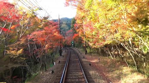 PS4版『鉄道にっぽん!路線たび 叡山電車編』2020年内に発売。フルHD実写映像で本格的な運転体験と自然豊かな京都の旅を満喫