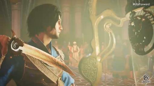 「プリンス・オブ・ペルシャ 時間の砂」、リメイク作発売決定! PS2の傑作アクションがPS4/Xbox One世代にカムバック!
