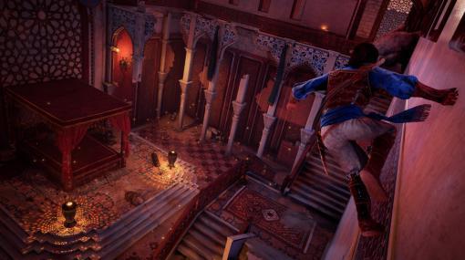 『プリンス オブ ペルシャ 時間の砂 リメイク』正式発表。PS2時代の名作ゲームを現代の基準でフルリメイク