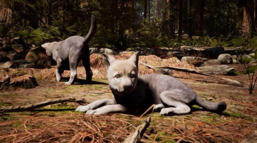 動物にも人間にもなれるオープンワールドサバイバルゲーム『Wilderness』開発中。肉食獣、草食獣、人間で全く異なるゲームプレイが待つ荒野の生存競争