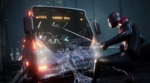 「Marvel's Spider-Man: Miles Morales」のゲームプレイデモが公開