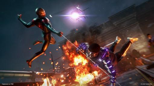 『Marvel's Spider-Man: Miles Morales』はPS5/PS4にて発売へ。前作をPS5向けにリマスターしたセットパックもリリース予定