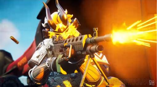 PS5版『フォートナイト』のプレイ映像公開。購入アイテムは引き継いでプレイ可能