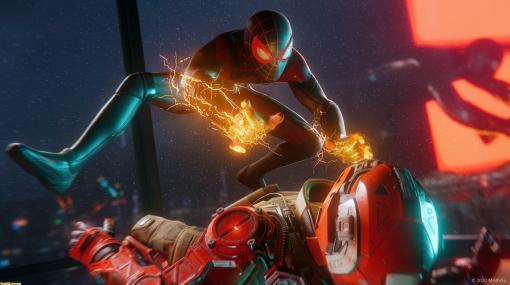 PS5『スパイダーマン:マイルズ・モラレス』豪華版には、PS5用の前作リマスター版が付属。『デモンズソウル』などSIEの4タイトル詳細情報を公開