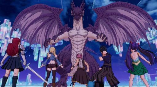 「FAIRY TAIL」炎竜王・イグニールに挑戦できる有料DLC「時空の狭間」が配信開始!