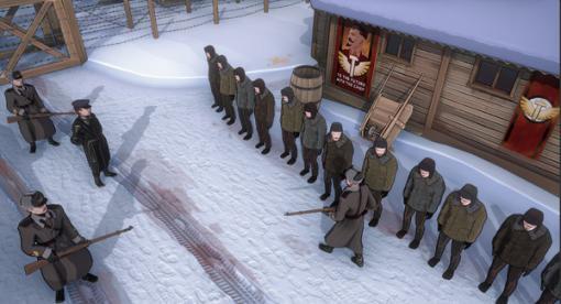 極寒の強制収容所からの脱出サバイバル『Dissident:Frostland Escape』PC向けに2021年リリース
