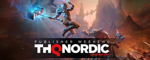 SteamでTHQ Nordicを対象とした「パブリッシャーウィークエンド」セールが実施中。230以上のタイトルとDLCが最大90%オフ