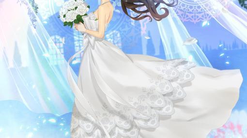 『スクスト2』38名それぞれ異なる純白のドレスで女の子との記念日を彩ろう!
