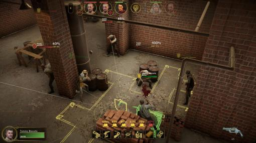ロメロ夫妻の新作ギャングストラテジー『Empire of Sin』が12月2日発売決定―PC版予約受付中