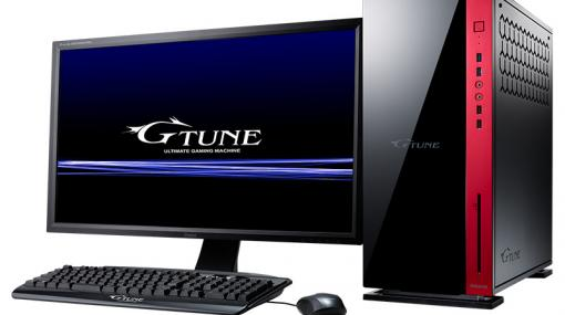G-Tuneから「Geforce RTX 3080」搭載のゲーミングPCが早くも登場!9月18日発売