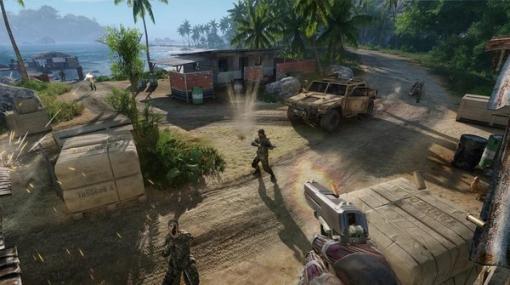 『Crysis Remastered』PC/PS4/Xbox One版発売! 広大なオープンワールドをマキシマムスピードで駆け巡れ