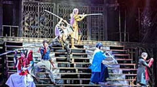ミュージカル「刀剣乱舞」 〜幕末天狼傳〜が本日開幕。舞台写真が到着