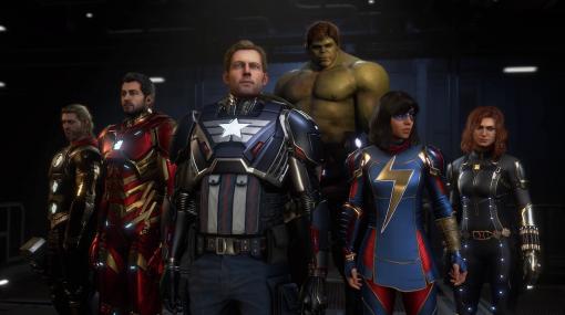 『Marvel's Avengers (アベンジャーズ)』最新パッチは修正点1000個以上。エンドコンテンツ「メガハイブ」の配信も始まる