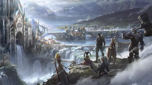 """全ての""""自由""""がプレイヤーに委ねられた新作MMORPG!「V4」ファーストインプレッション"""