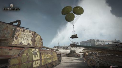 PC版「World of Tanks」,でスティールハンター開幕。戦場で最後の生き残りを目指すバトルロイヤルモード