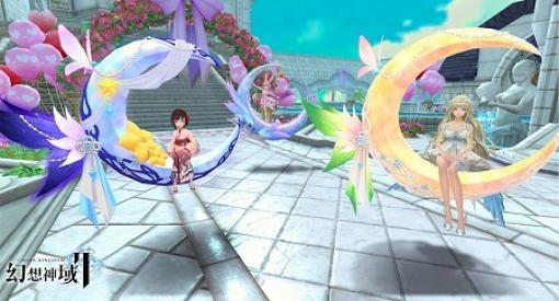 """「幻想神域2」,""""冒険パス""""の実装を含むアップデートが実施に"""