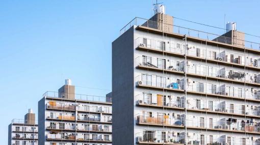 リアル進撃の巨人 「郊外団地ウォール」の中で暮らす高齢者の現実:日経ビジネス電子版