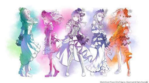 劇場版「BanG Dream! Episode of Roselia I :約束」と「BanG Dream! FILM LIVE 2nd Stage」のビジュアル&ティザームービーが公開!