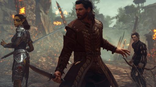 「Baldur's Gate 3」のロマンス要素についての開発者ビデオダイアリーが公開。アーリーアクセス版は10月6日に変更へ
