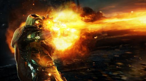 [TGS 2020]Co-opシューター「OUTRIDERS」プレイレポート。炎のスキルでガンガン敵を倒していくパイロマンサーが爽快
