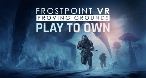 VR-FPS「Frostpoint VR: Proving Grounds」のOBTテスター募集が本日開始。製品版のプレゼントキャンペーンも