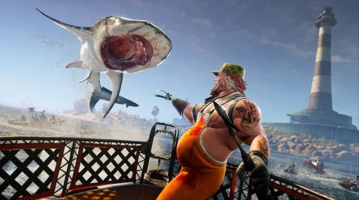 サメオープンワールドARPG『Maneater』売上100万本突破。ビジュアルを強化したPS5/Xbox Series X|S版がリリースへ