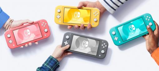 Switch Lite、「ヨドバシ・ドット・コム」にて直販を再開!