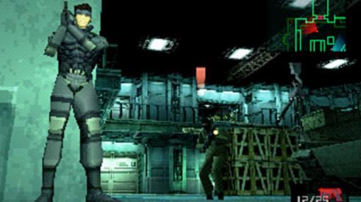 【噂】メタルギアソリッド、PS5とPC版でリメイク…?!PC向けのメタルギア、MGS1・2等が台湾のレーティング審査を通過したことも判明