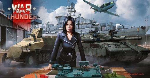 「War Thunder」,Sd.Kfz.251やメルカバなど限定兵器を入手できる期間限定イベントが開催