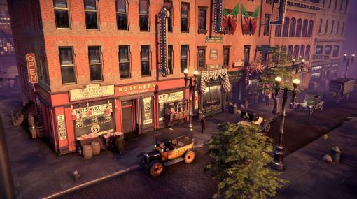セガがParadox Interactiveとパートナーシップを締結。第1弾として、クライムSLG『Empire of Sin』をPS4/Nintendo Switch向けに国内発売へ