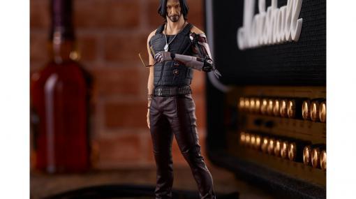 『サイバーパンク2077』キアヌ・リーヴス演じるジョニー・シルバーハンドがフィギュア化。 本日より予約開始