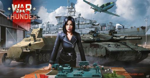 「War Thunder」工作イベント「ストラテジスト」が開催!Sd.Kfz.251やメルカバなどが入手可能