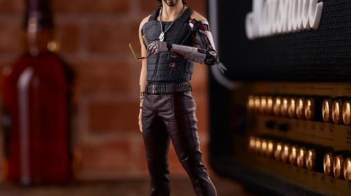『サイバーパンク2077』ジョニー・シルヴァーハンドのフィギュアが予約開始―お値段は3,900円(税込)