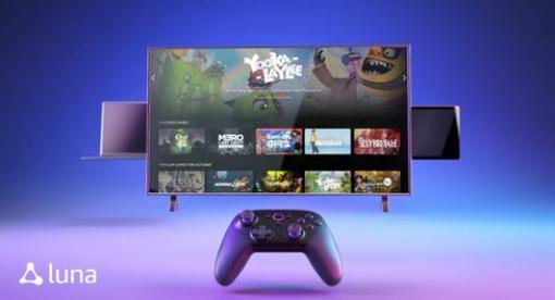 Amazon、クラウドゲーム「Luna」を10月から米国でスタート!月6ドルでPC/Mac/iOS/Fire TVサポート