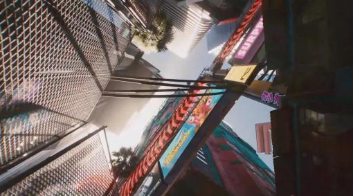 「サイバーパンク2077」、開発スタッフが語る物語の舞台・ナイトシティの魅力と込められた想い
