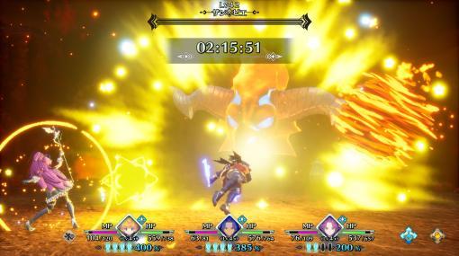 「聖剣伝説 3 TRIALS of MANA」のアップデートを10月14日に実施。主人公キャラクター人気投票やバーチャル背景プレゼントが開催中