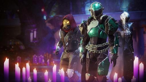 "「Destiny 2」,新しい装飾などさまざまな報酬が手に入るイベント""死者の祭り""が開催"