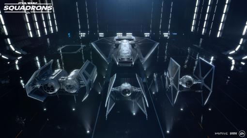 「Star Wars: スコードロン」が本日リリース。新共和国または帝国艦隊のパイロットとして宇宙を駆けるスペースコンバットシム