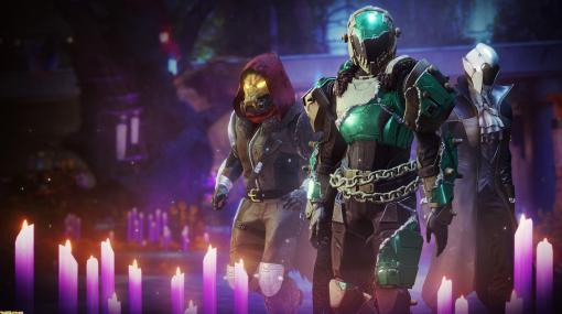 "『Destiny 2』10月6日よりイベント""死者の祭り""が開催"