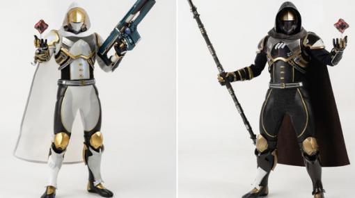 『Destiny 2』君主装備姿の「ハンター」がフル可動フィギュア化! 「カルスに選ばれし者」と「黄金の軌跡」の2カラーで登場