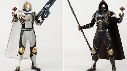 """『Destiny 2』""""黄金の軌跡・シェーダー""""、""""カルスに選ばれし者・シェーダー""""を装備したハンターがフル可動フィギュアで登場!"""