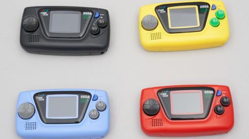 「ゲームギアミクロ」実機レポート。これはただのファンアイテムではなく,普通にガシガシ遊べるモバイルゲーム機だ