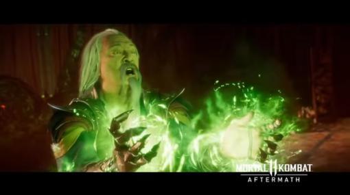 『Mortal Kombat 11』の売り上げは800万本以上! 今週中に新情報も公開予定