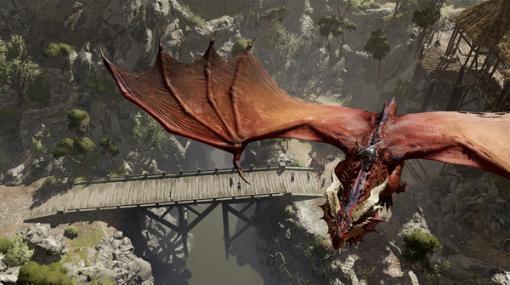 老舗RPGシリーズ最新作『Baldur's Gate 3』早期アクセス開始!