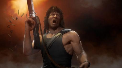 ランボー参戦!『Mortal Kombat 11』新DLC「Kombat Pack 2」発表―次世代機への対応も決定