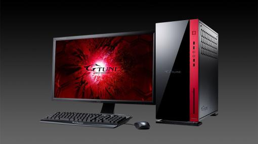 G-Tune、RTX3080/3090搭載ゲーミングデスクトップPCを10月8日と10月15日より発売