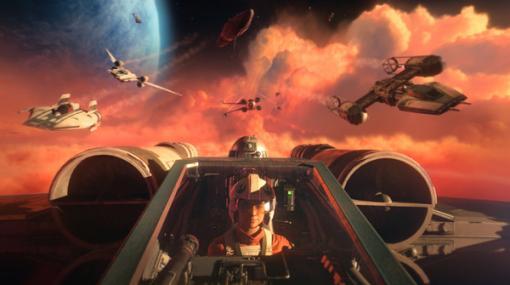 『STAR WARS:スコードロン』にコンテンツ追加の予定なし―完成された買い切りゲームに