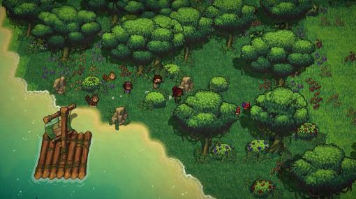 サルの手も借りて生き残れ! Switch/PC「The Survivalists」本日発売最大4人までのオンライン協力対応サバイバルアクション